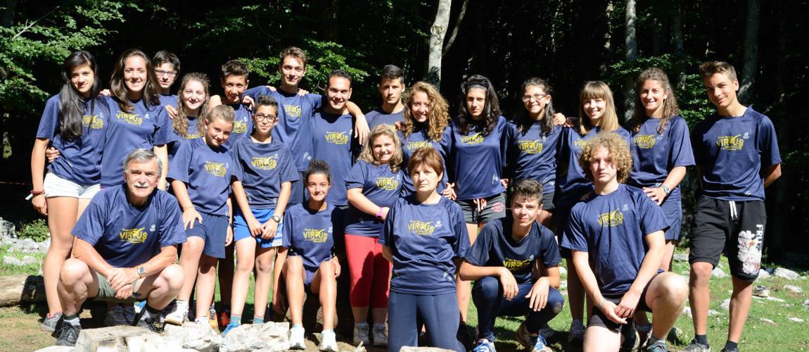 Campo estivo Civitanova del Sannio 1-11 agosto 2014