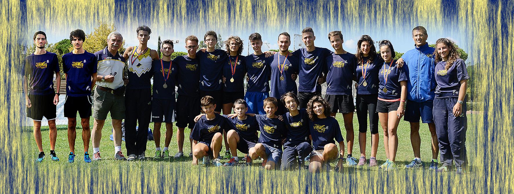 Campionati Italiani CSI 2015