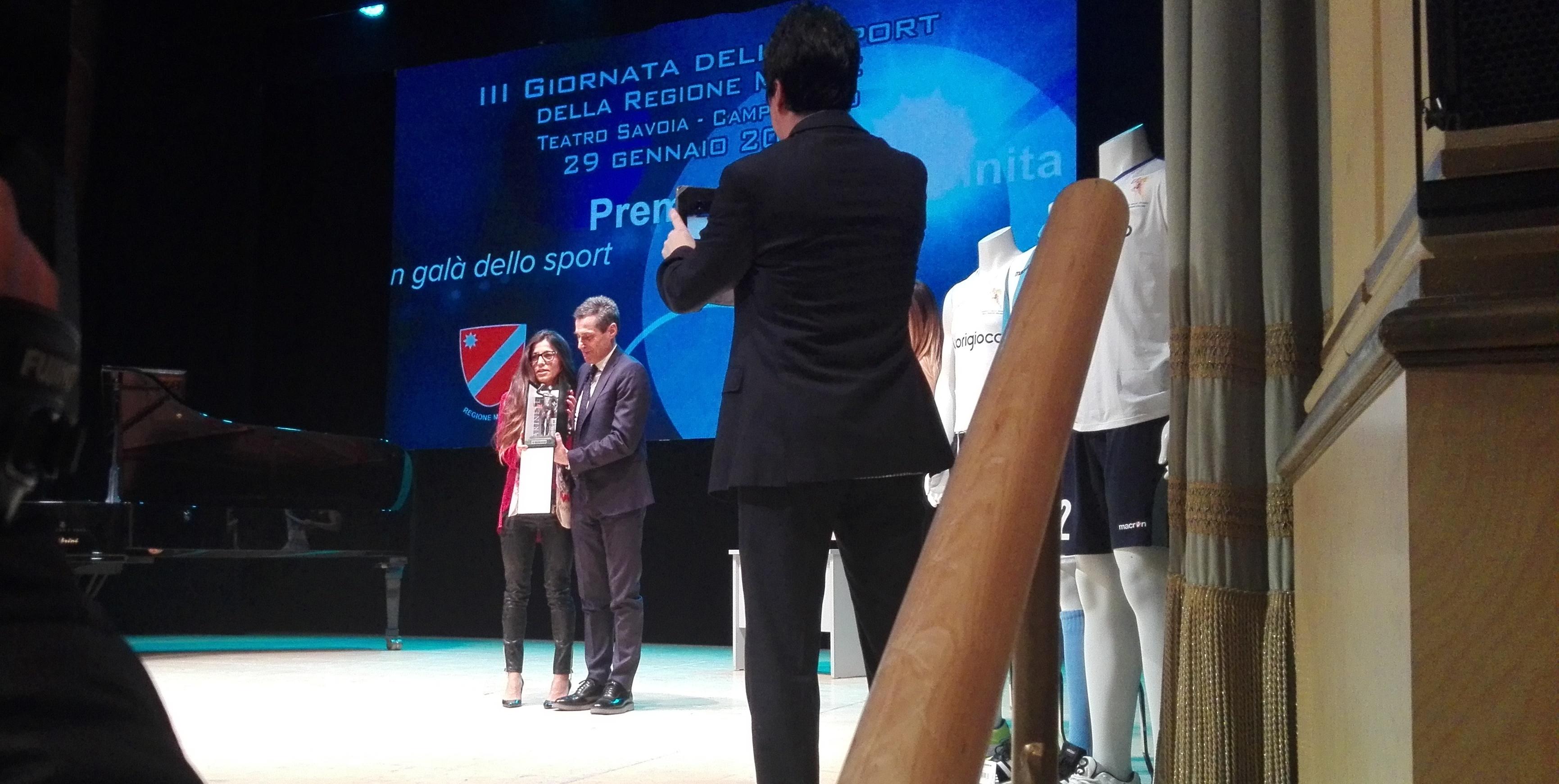 Premiazione Paola
