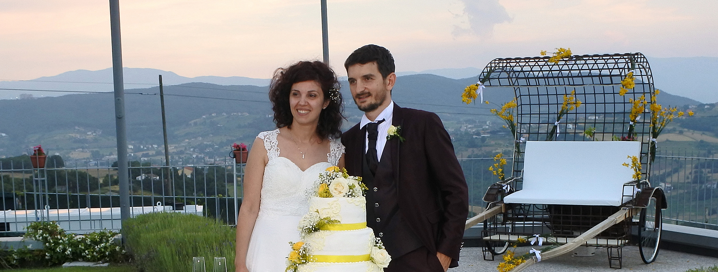 Matrimonio di Francesco e Antonia