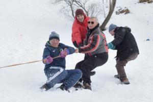 Weekend in montagna (Bocca della Selva 19-20.1 (64)