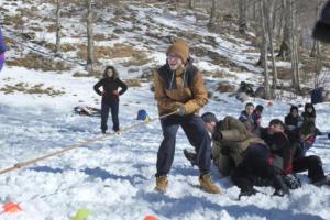 Weekend in montagna (Matese - Bocca della selva 8-9.2 (339)